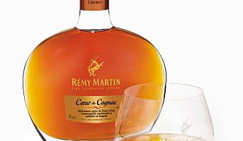 Cognac med is