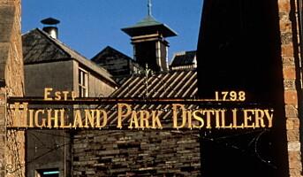 Svært sjelden whisky på auksjon