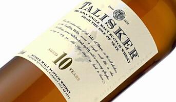 Whiskysuksess for Diageo