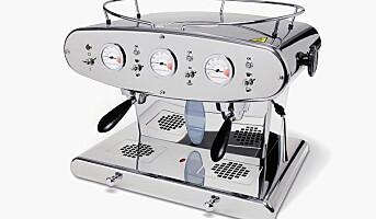 Espressokonsept for horeca