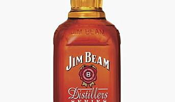 Ny bourbon fra Jim Beam