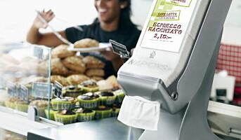 Nytt serviettsystem garanterer lavere forbruk