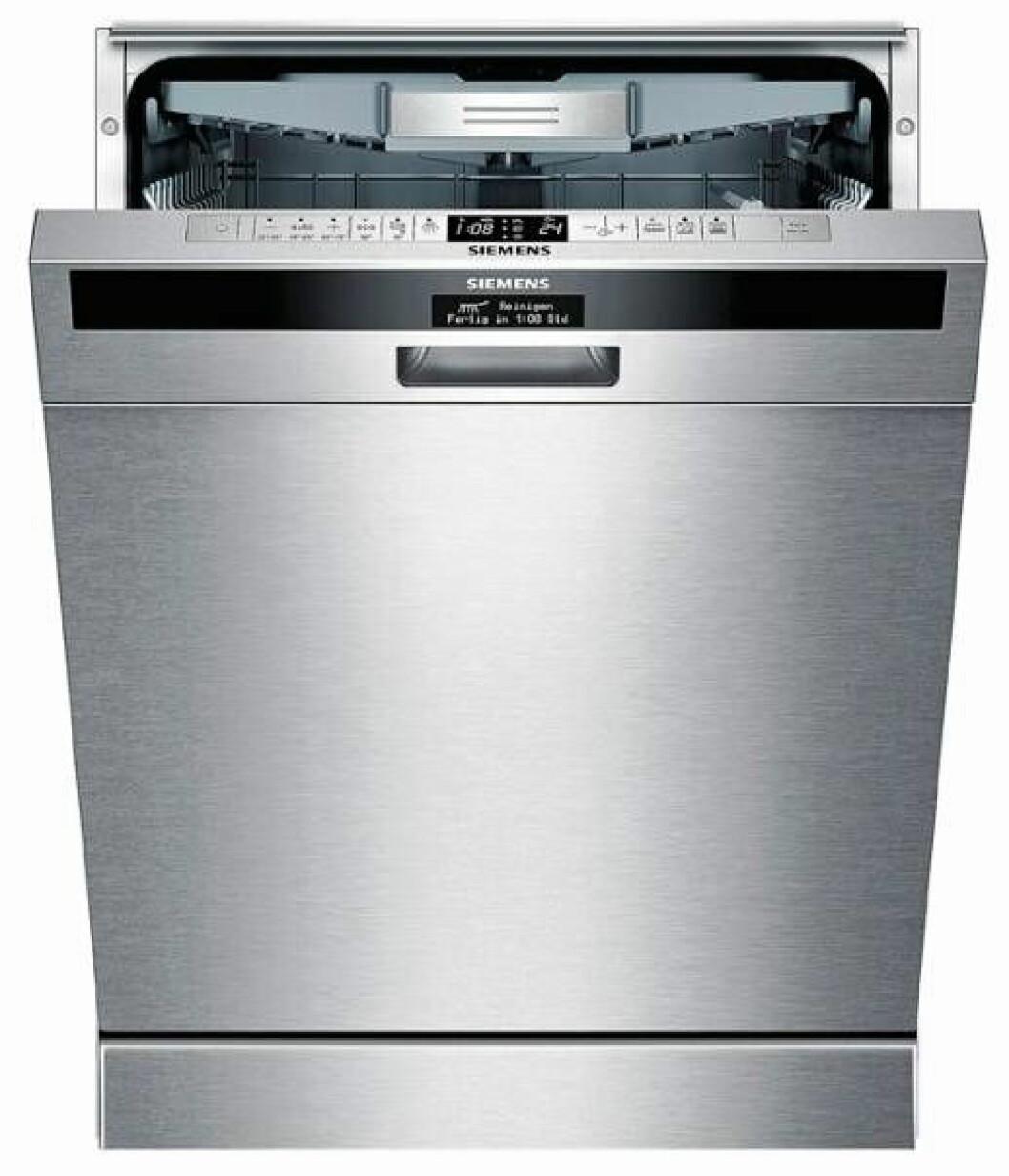 Siemens oppvaskmaskin1