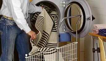 Vask og tørk i samme maskin