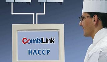 Registrerer HACCP-data