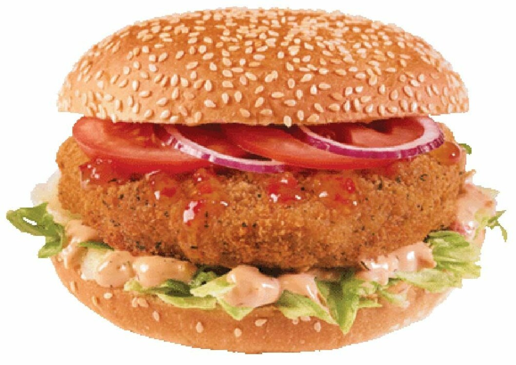 Stabburet Kyllingburger