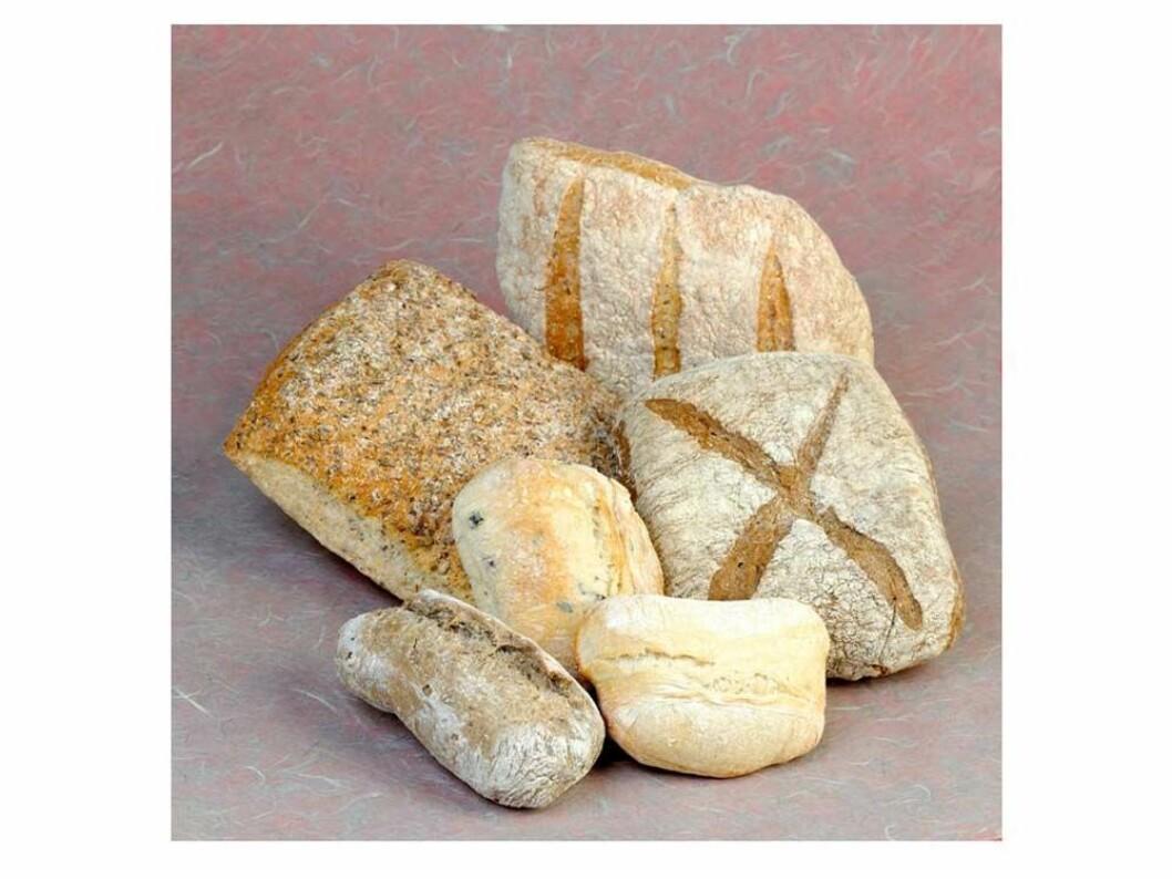 Mills bakervarer
