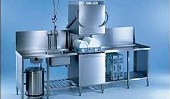Rengjør inntil 1080 tallerkener i timen
