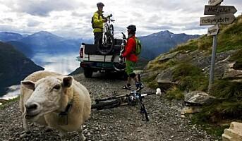 Fra transportturisme til bærekraftig turisme