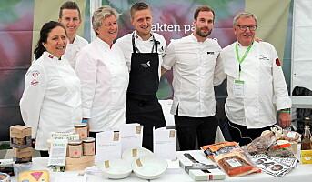10 produkter klare for finalen i Det Norske Måltid