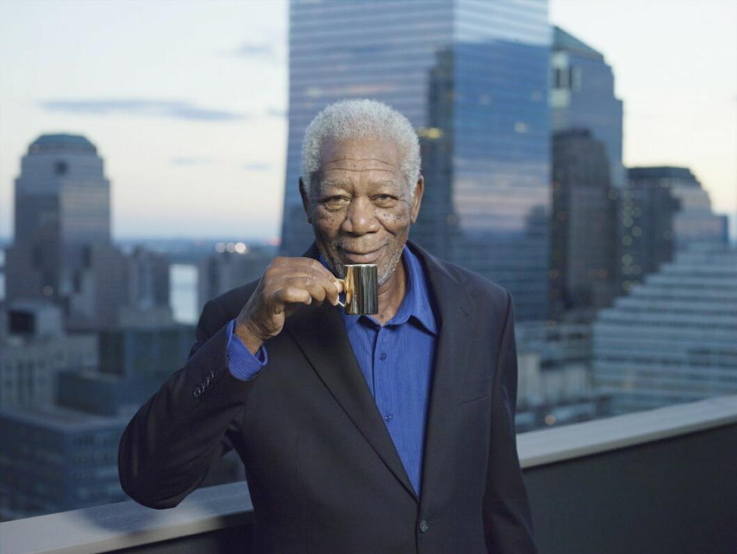 EVERGOOD Morgan Freeman2