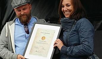 Årets øl 2015 - Ringnes Polaris Røykbokk