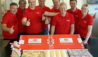 Lanserer ny kakeserie: «Toro Bakeriet»