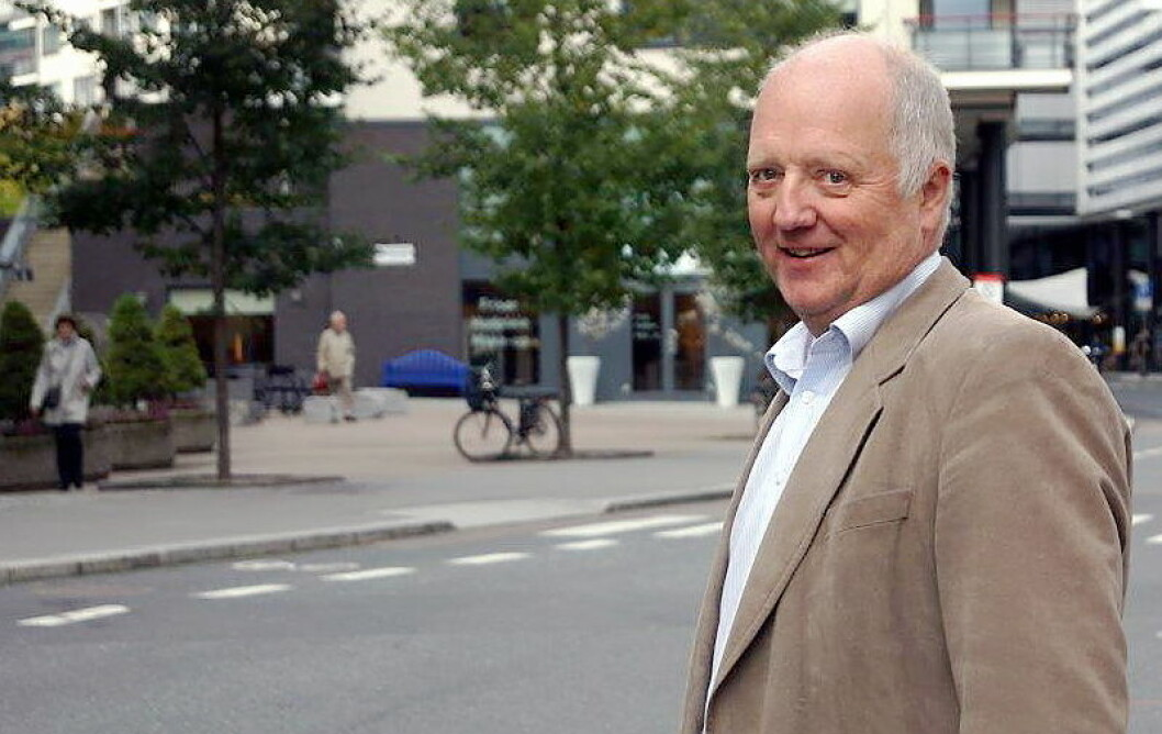 Per Torvild Aakvaag HR på nett