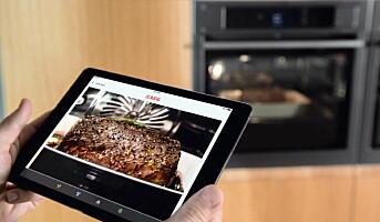 Nå kan du styre ovnen med mobilen