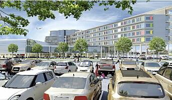 Stor oppgradering av Clarion Hotel Bergen Airport
