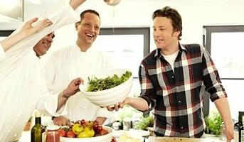 Scandics høstmeny fra Jamie Oliver
