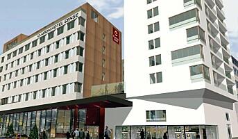 Norsk hotellkjede blir Sveriges største