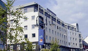 Fra Grand Nordic Hotel til Rica Hotel Harstad