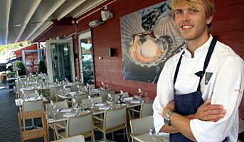 Geir Skeie åpner ny restaurant på hjemmebane