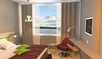 Thon Hotel Hammerfest utvider
