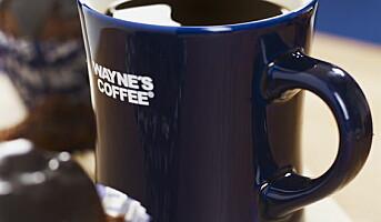 Wayne's Coffee åpner på Rica Hotel G20