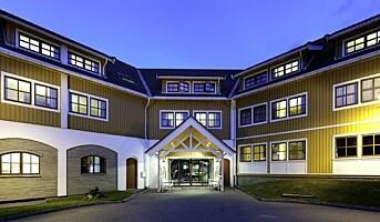 Quality Hotel & Resort Hafjell blir snart historie