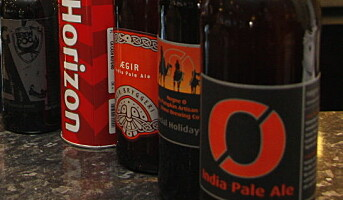 Her er ølfinalistene