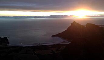 Turistene vil til Nord-Norge