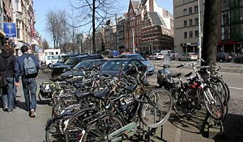 Ta sykkelferien i Nederland