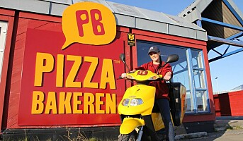 Pizza på to hjul i Tromsø