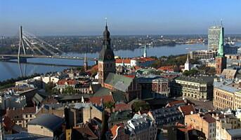 Riga - et eldorado for barnefamilier