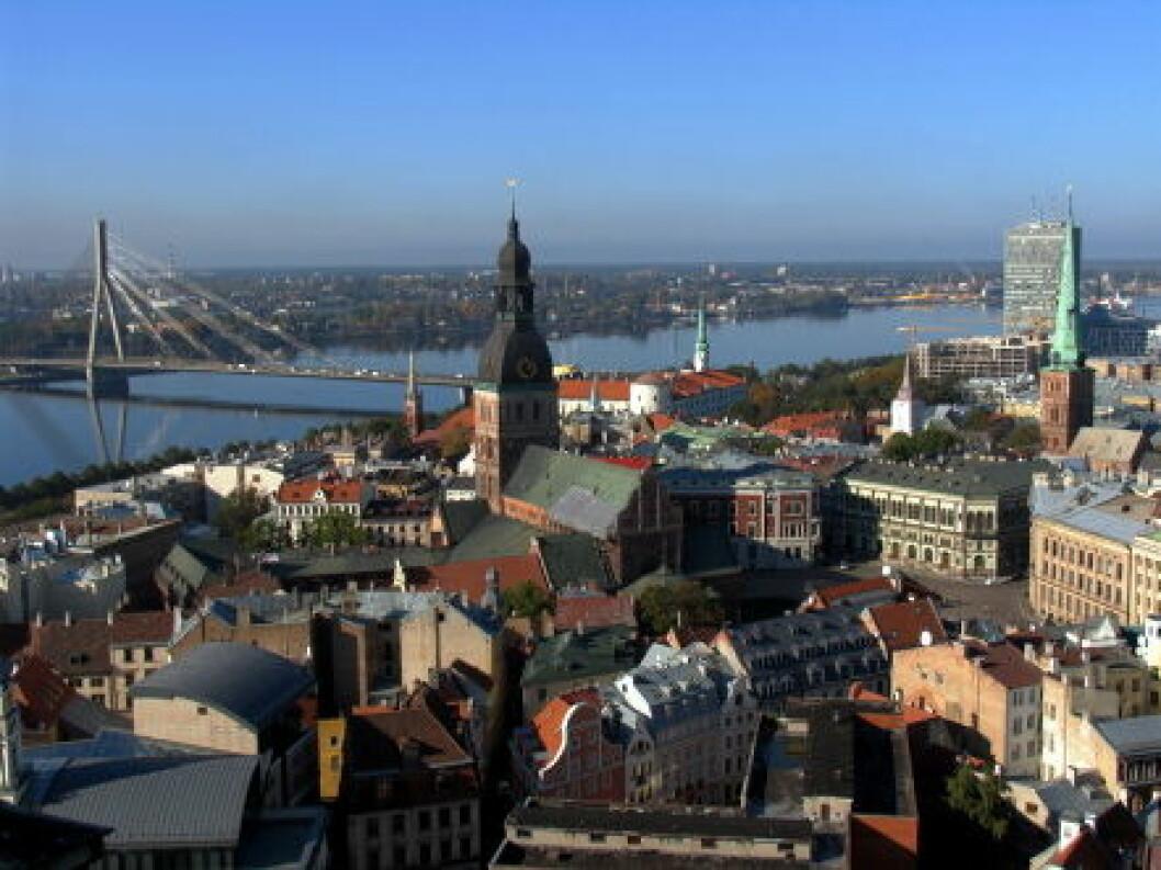 Riga - foto iStockphoto