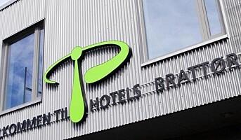 P-Hotels renoverer og åpner nytt hotell i Trondheim