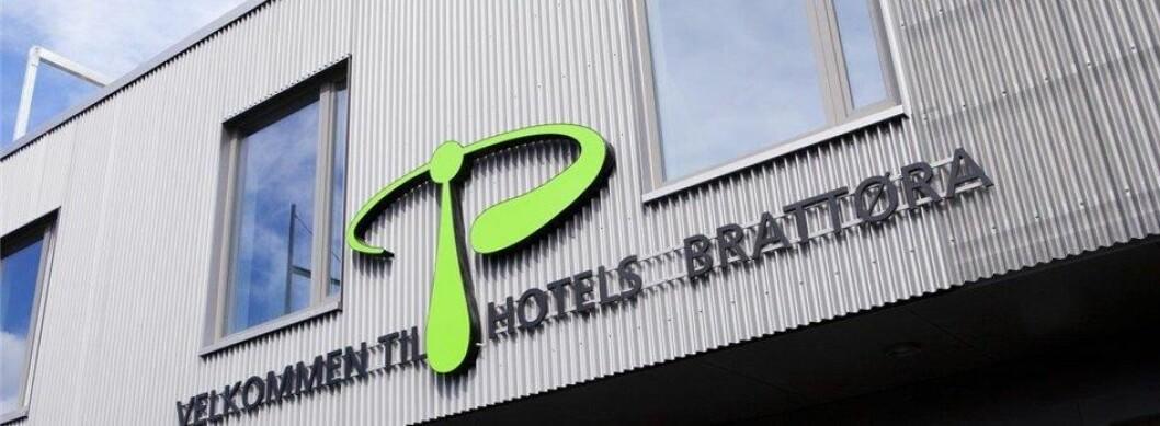 P-HotelsBrattøra