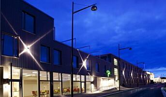 Skal være Trondheims mest miljøvennlige hotell