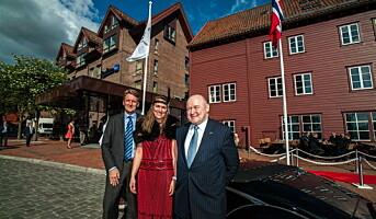 Radisson Blu Royal i Bergen gjenåpnet