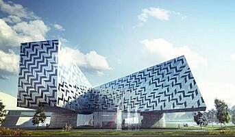 Buchardt vil bygge Stavangers største