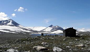 Leier ut hytter i nasjonalparker