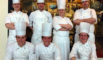 Rica dominerer NM i kokkekunst