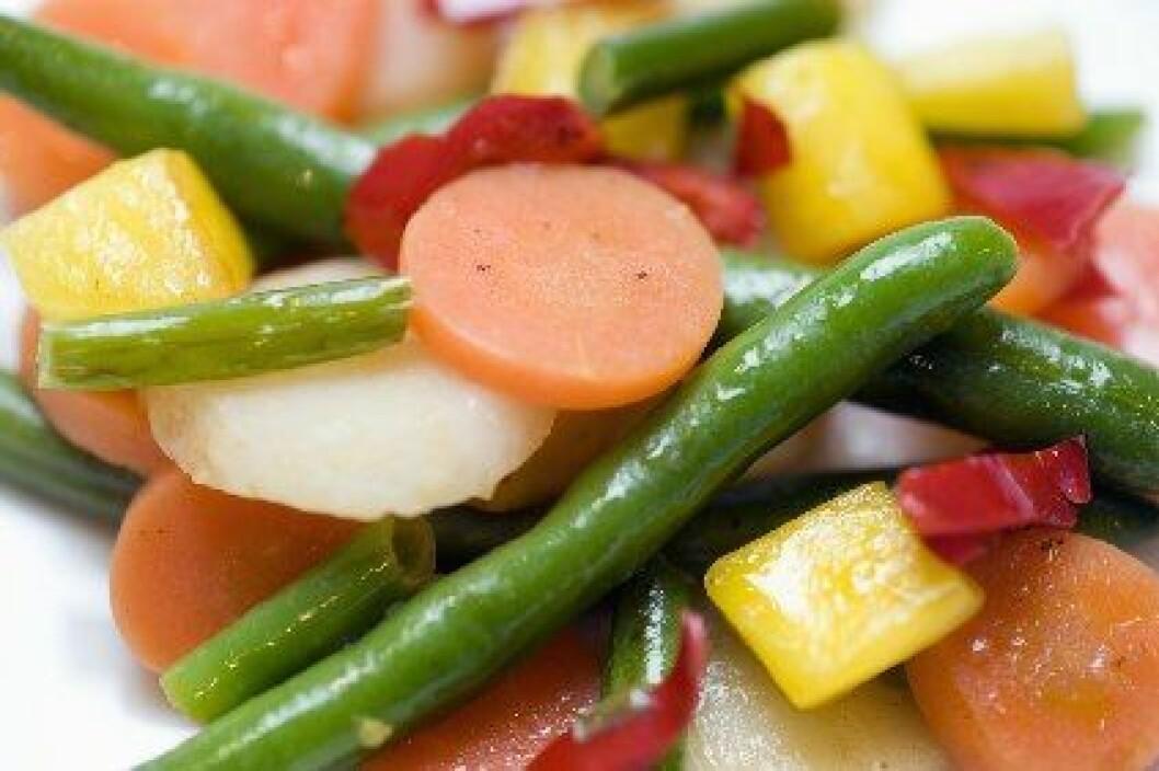 Findus Sauterte grønnsaker