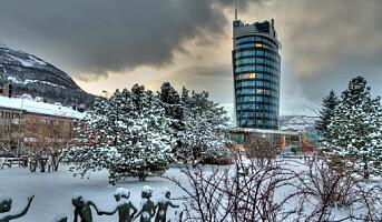 Rica Hotel Narvik ble offisielt åpnet
