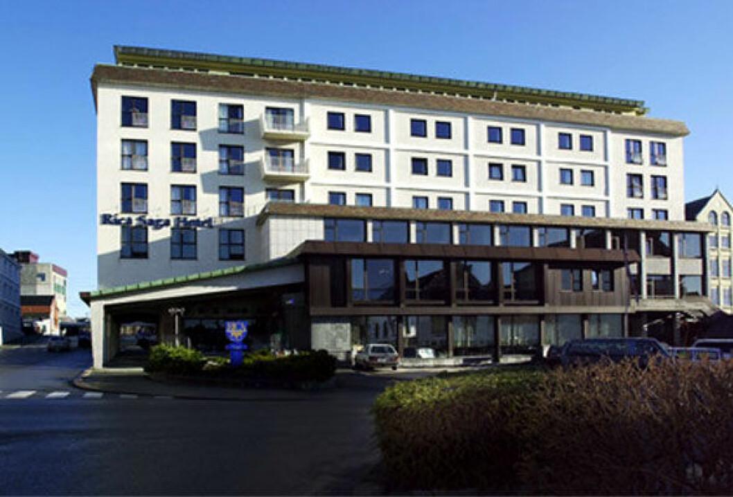 HotelSagaHaugesund