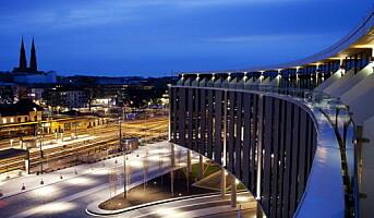 Nytt Radisson Blu-hotell i Uppsala