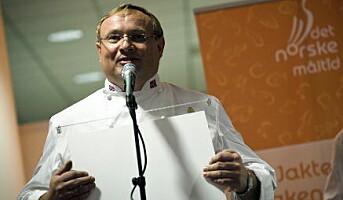 WACS2012: Stiansen om norsk kokkesuksess