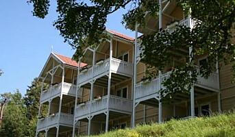 Første stjernemerkede hotell i Norge