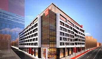 Nytt Thon-hotell i Brussel