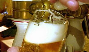 Vi smugler mer øl