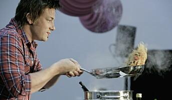 Oliver åpner restaurant på Gatwick