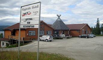 Majavatn Hotell er konkurs